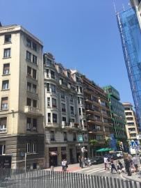 Downtown Bilbao
