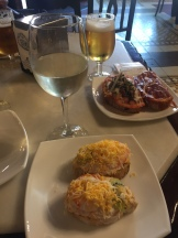 Pinxtos and Wine