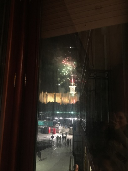 Firework show!