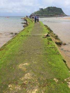 Walkway to La Isla
