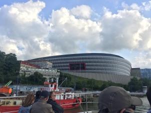 Bilbao Athletic Club Soccer Stadium