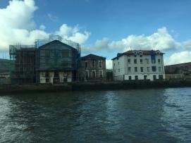 Buildings in need of restoration