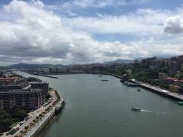 View from la Puente