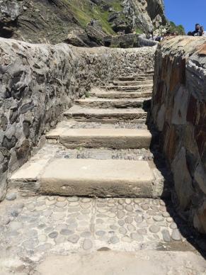240 steps