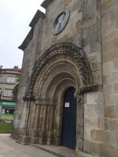Church along the way