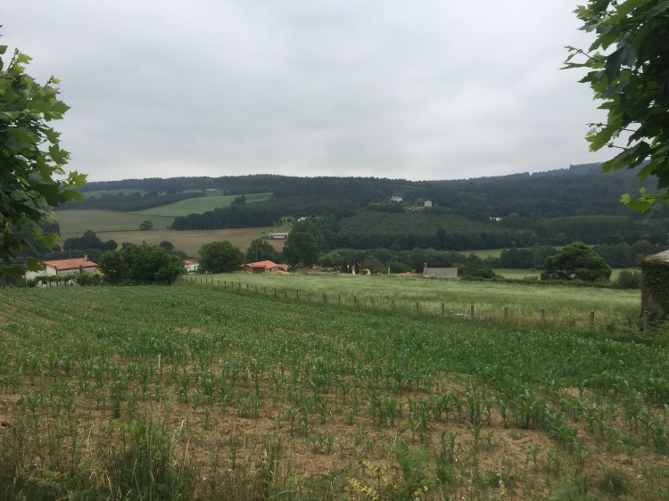 Spanish countryside