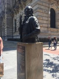 Statue of John Adams
