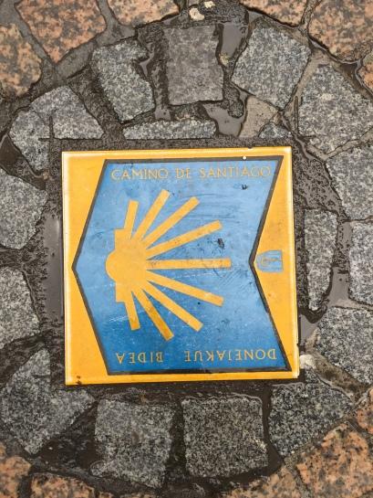 Symbol of the Camino