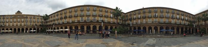Plaza de Casco Viejo
