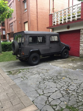 A cool version of a Jeep