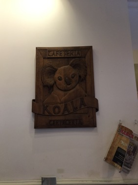Cafeteria Koala