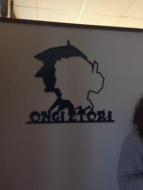 Ongi Etorri- Welcome in Basque
