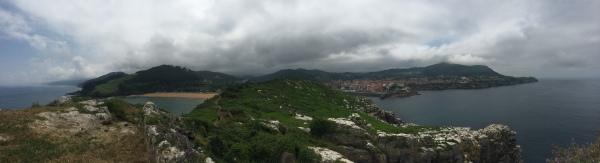 A pano of Lekeitio