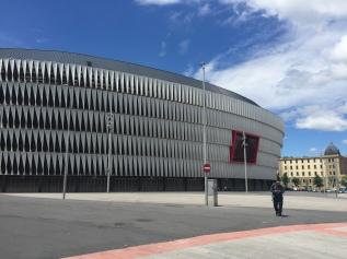 El Estadio de San Mames