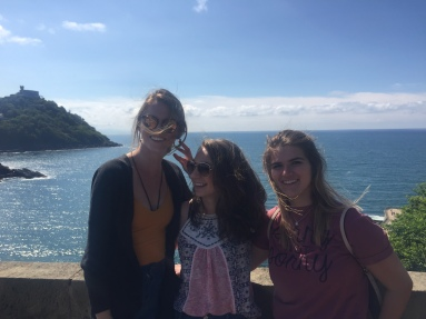 Megan, Dakota, and I