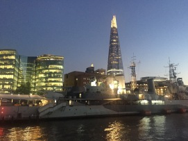 The Shard building
