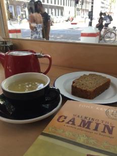 Chillin at Dillon's Coffee