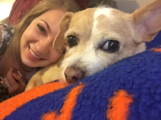 Jazzy and I